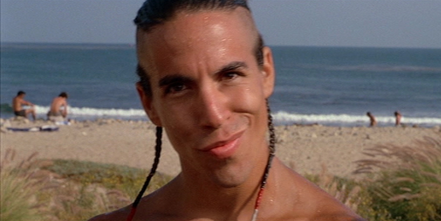 Anthony Kiedis Point Break 1991 Red Hot Chili Peppers Tone