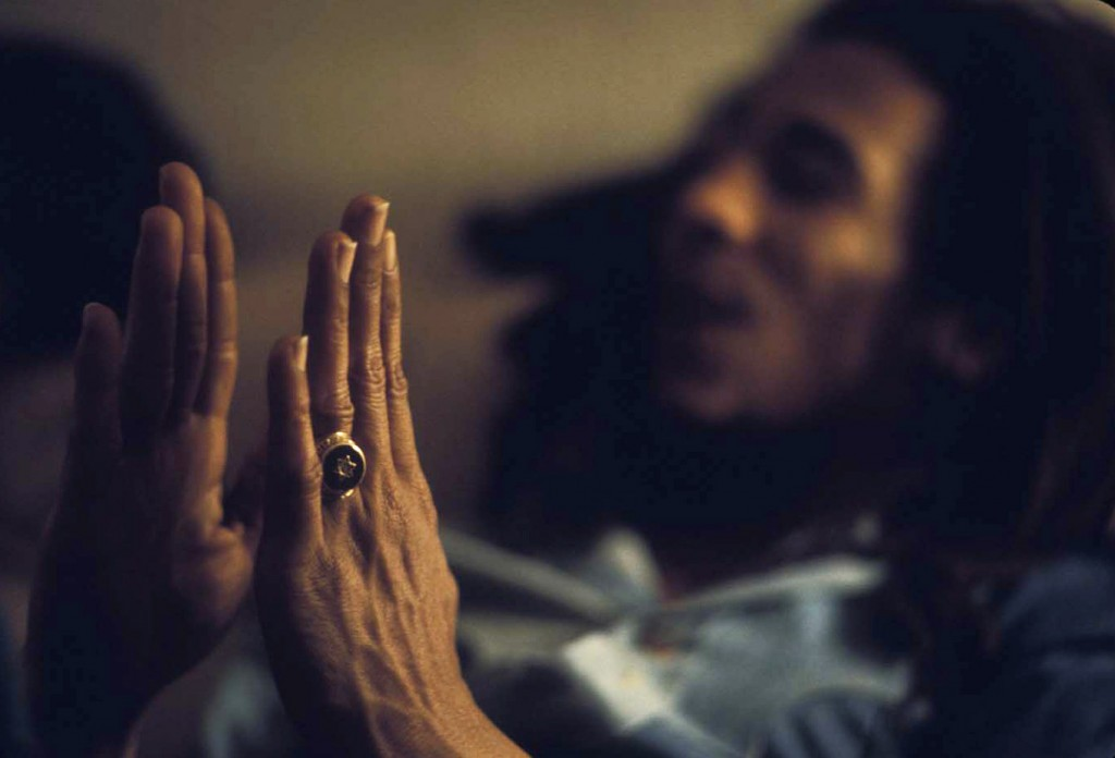 Bob Marley Jewish Star Of David Ring
