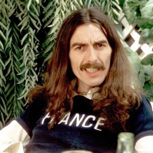 George Harrison Circa 1972 France Shirt