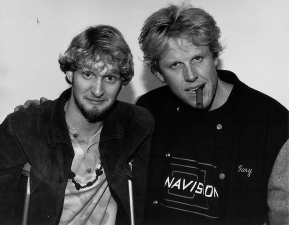 Layne Staley Alice In Chains Gary Busey