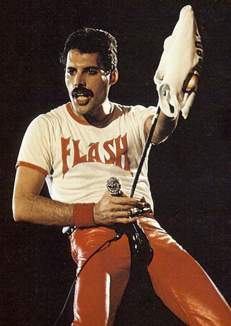Freddie Mercury Flash Gordon Queen Shirt Superhereos Superman Darth Vader