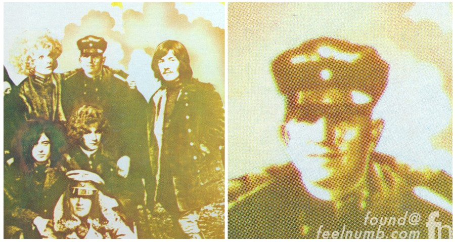 Led Zeppelin Ii Album Cover Led zeppelin ii album cover