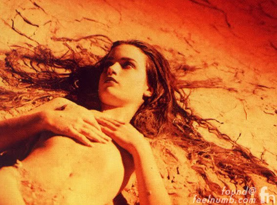 Alice in Chains Dirt Album Cover model Mariah O'Brien