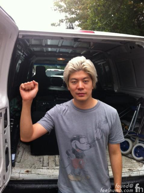 James Iha The Smashing Pumpkins Mickey Mouse Shirt