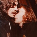John Lennon George Harrison Last Photo Together 1974 Troubador Los Angeles