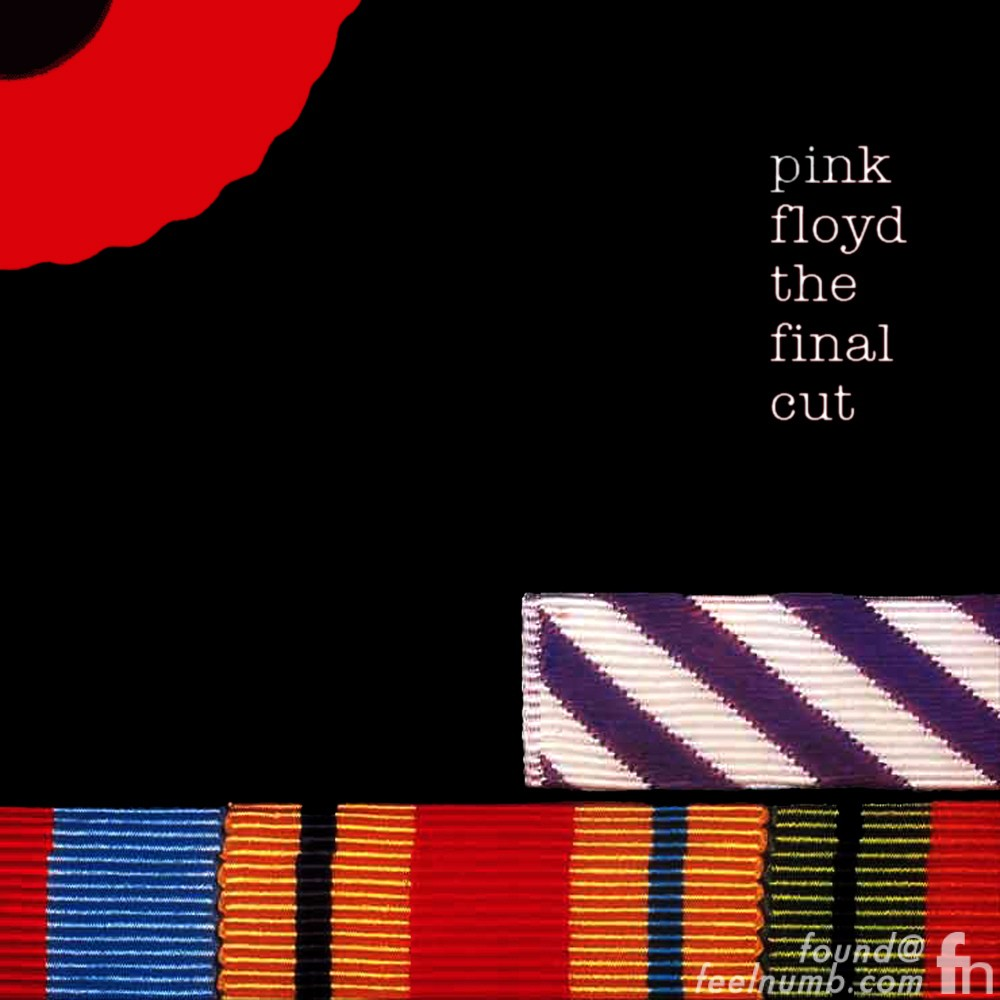 Pink Floyd The Final Cut Album Cover Meaning