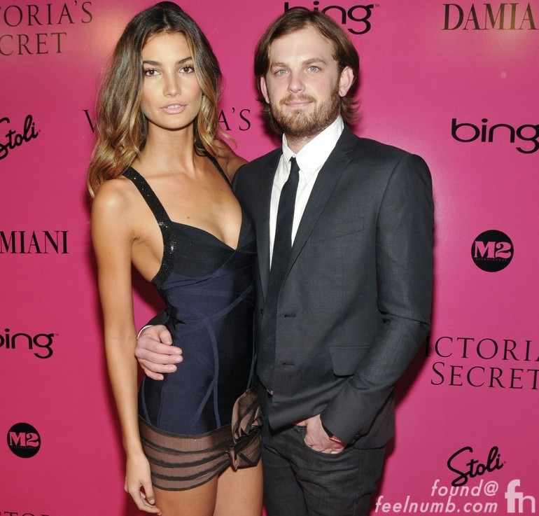Caleb Followill Kings of Leon Wife Lily Aldridge