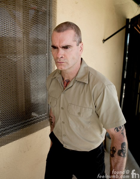 Henry Rollins Black Flag Sons of Anarchy SOA