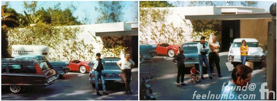 Elvis Presley 525 Perugia Way Los Angeles