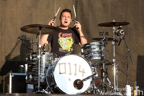 Matt Helders 0114 Drums
