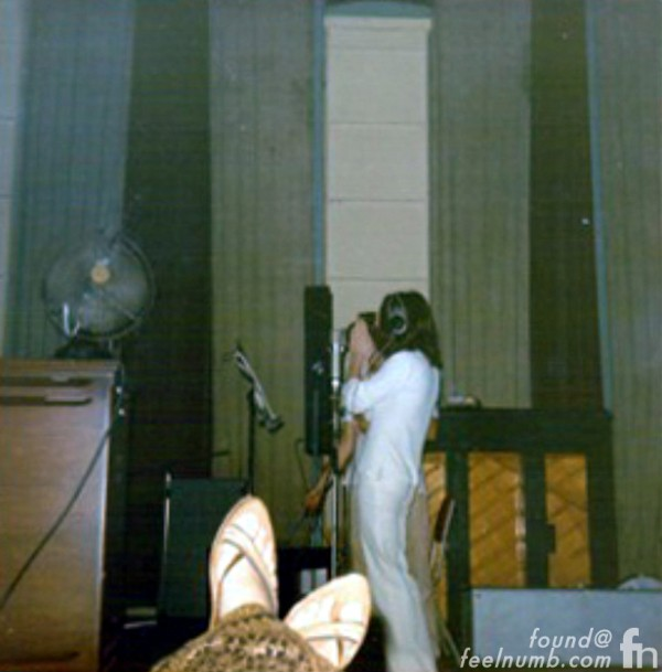 John Lennon Paul McCartney Abbey Road Session Come Together Recording