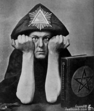 Aleister Crowley Led Zeppelin III