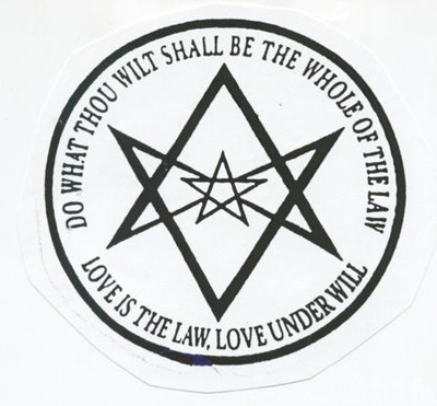 Aleister Crowley Do What Thou Wilt Led Zeppelin III