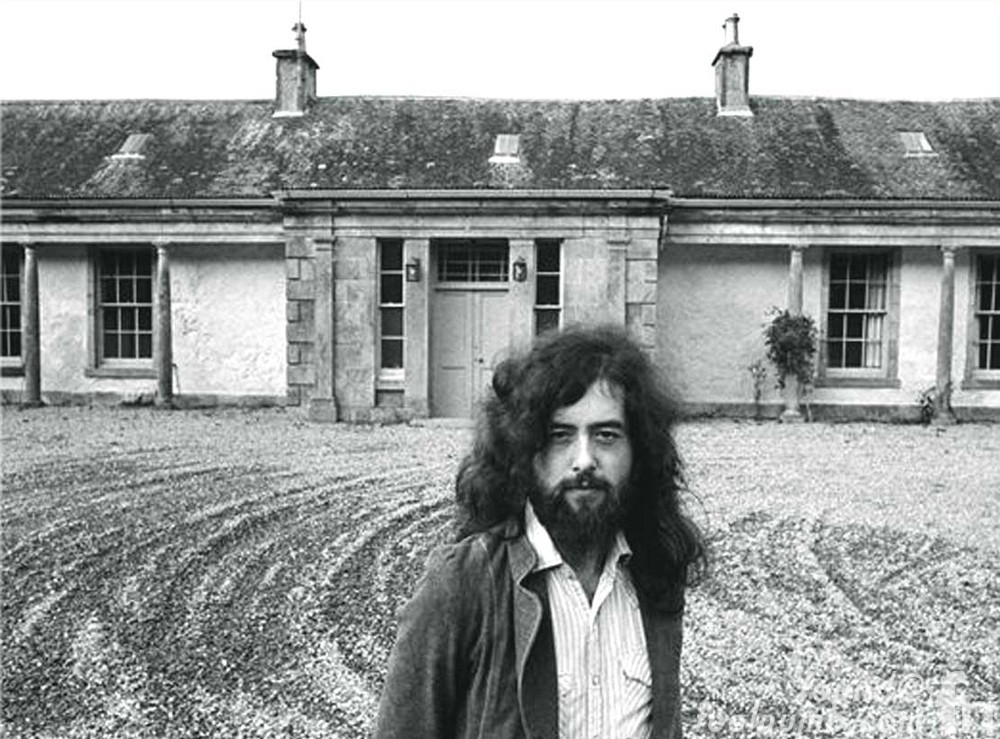 Jimmy Page Boleskine House Aleister Crowley Led Zeppelin