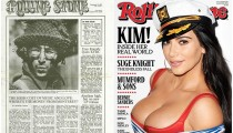 BOYCOTT ROLLING STONE: From John Lennon (first issue) to Kim Kardashian (latest issue), Really???
