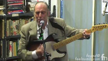 Mick Jones The Clash Covers Train In Vain Should I Stay Or Should I Go