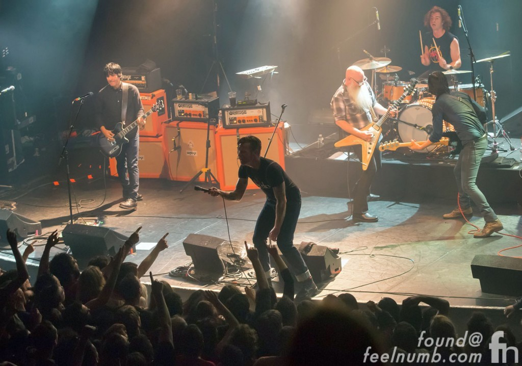 Eagles of Death Metal Live Paris France Concert November 13, 2015