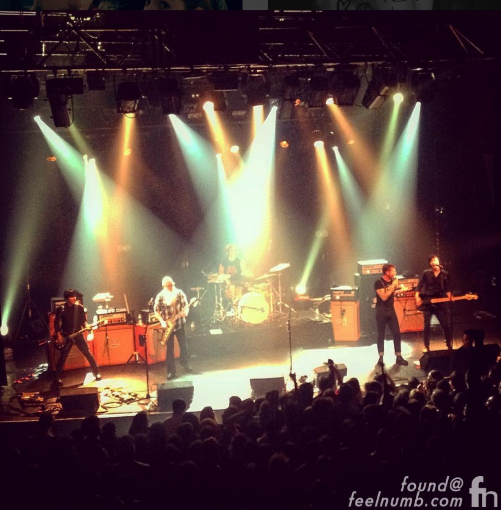 Eagles of Death Metal Concert Paris France November 13, 2015