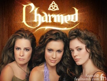 Charmed TV Show Led Zeppelin Symbol triquetra John Paul Jones