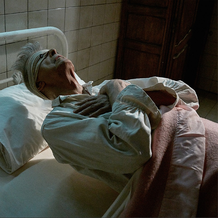 David Bowie Death Clue In Latest Video Lazarus Last Video Photo