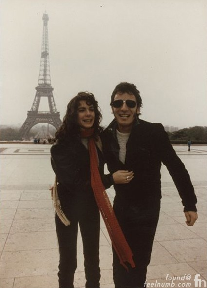 Joyce Hyser Bruce Springsteen Just One of The Boys Paris Boyfriend