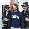 Lemmy Motorhead Dave Grohl Wiley Hodgden White Limo Stunt Driver Foo Fighters