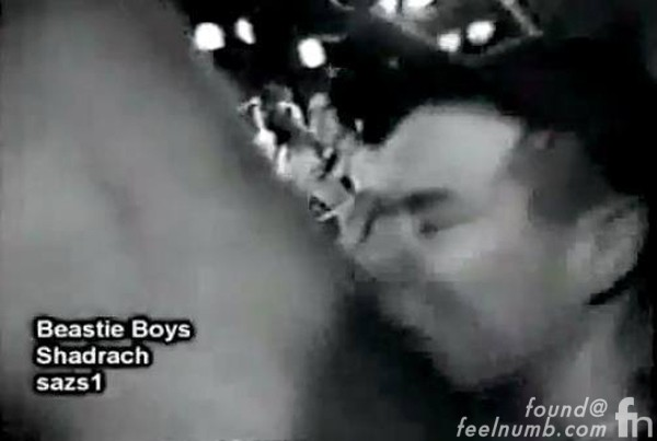 Beastie Boys Shadrach Music Video Danny Boy O'Connor House of Pain Reseda Country Club
