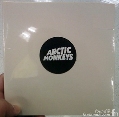 Arctic Monkeys Suck It And See Censored Sticker America