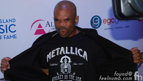 Run D.M.C. Darryl McDaniels Rock N' Roll Shirts Metallica