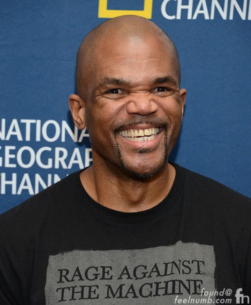 Run-D.M.C. Darryl McDaniels Rage Against The Machine Tee Shirt