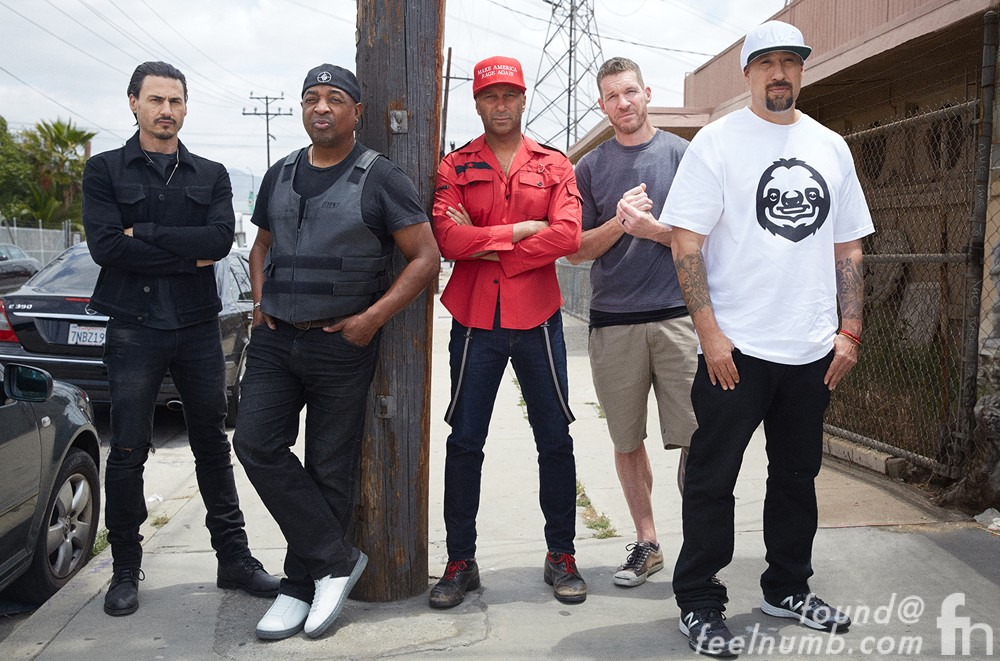 Prophets of Rage Against The Machine Donald Trump President Prediction
