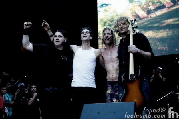 Chevy Metal Perry Farrell Lollapalooza Taylor Hawkins Wiley Hodgden