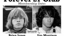 Forever 27 Club Membership Date: Brian Jones