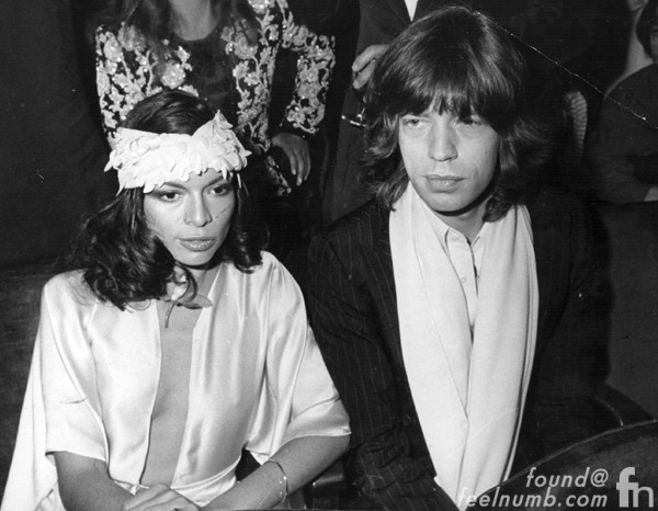 Mick Jagger Baby Mommas Bianca Jade Daughter Rolling Stones Children