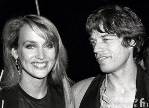 Mick Jagger Jerry Hall Baby Momma Children James, Georgia-May--Scarlett-Gabriel