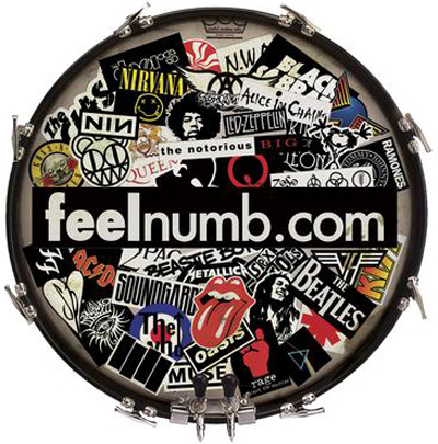 feelnumb.com sticker shirt raul rossell