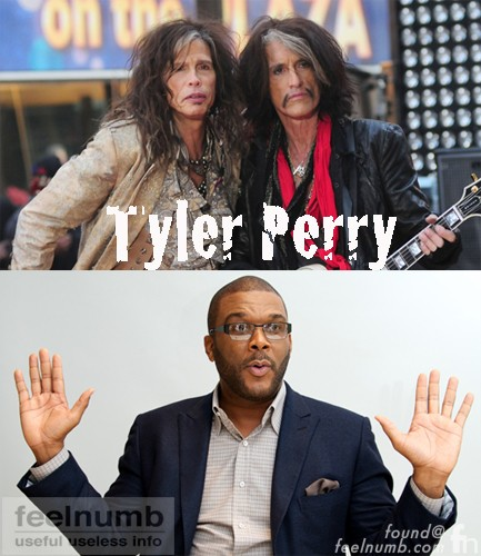 Tyler Perry Steven Joe Aerosmith Madea