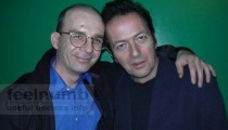 feelnumb.com EXCLUSIVE: One of the Last Photos of Joe Strummer Alive