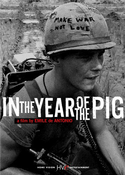 Emile de Antonio In the Year of the Pig The Smiths Soldier Album Cover