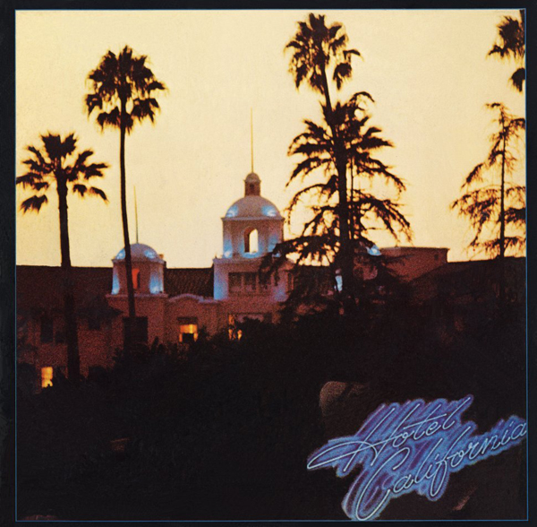 The Eagles Hotel California Album Cover Lobby Location