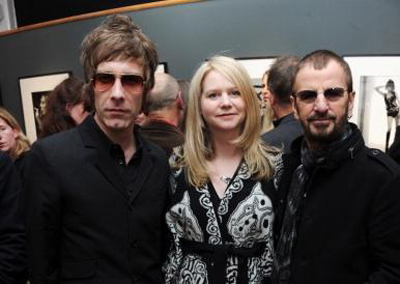 Jay Mehler Lee Parker Starkey Ringo Starr Liam Gallagher Band