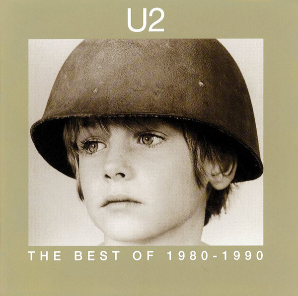 U2 Best of Peter Rowen Boy Military Helmet War
