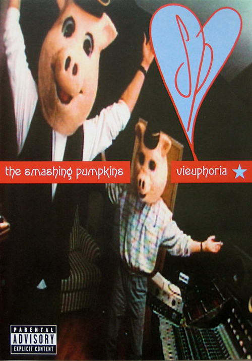 Smashing Pumpkins Vieuphoria Video Butch Vig Pig Album Cover