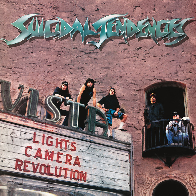 Suicidal Tendencies Lights Camera Revolution Vista Theater Los Feliz Sunset