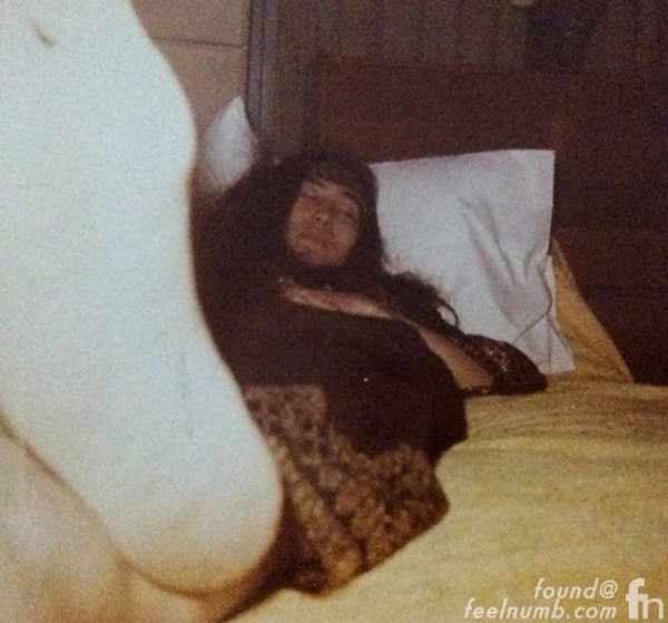 The Beatles Abbey Road Recording Sessions Yoko Ono Bed
