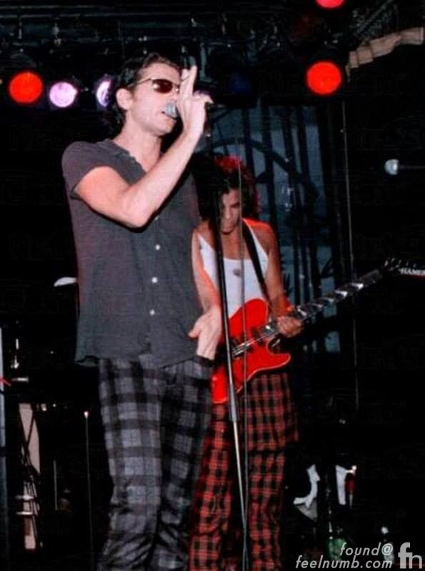 The Day Before His Death Video Of Inxs Last Rehearsal
