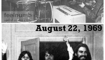 CRAZY!!! The Beatles First