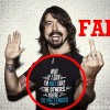 Dave Grohl FAKE Foo Fighters Fanzone Shirt Pretender Lyric Photoshop